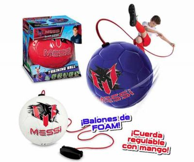 MESSI TRAINING PELOTAS SOFT FOOTBALL