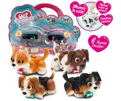 PET PARADE BLISTER 2 CACHORROS