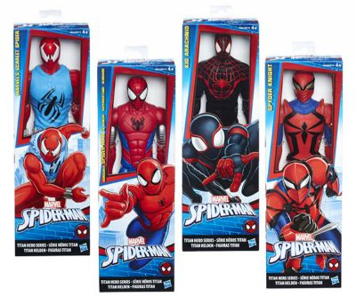 SPIDERMAN WEB WARRIORS FIGURA 30 CM