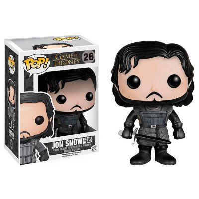 Figura Funko POP Jon Snow Castle
