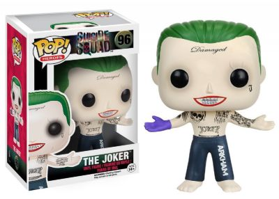 Figura Funko POP Suicide Squad The Joker