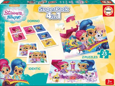 EDUCA® SUPERPACK SHIMMER AND SHINE 17714