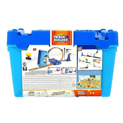 HOT WHEELS CAJA DE ACROBACIAS MULTI LOOP BOX