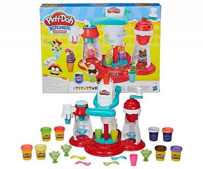 PLAYDOH SUPER HELADERIA