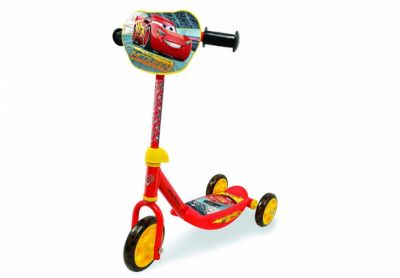 PATINETE CARS 3 RUEDAS