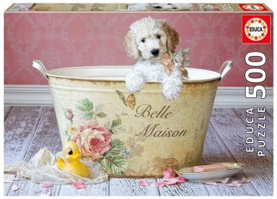 PUZZLE 500 BELLE MAISON, Lisa Jane 16736