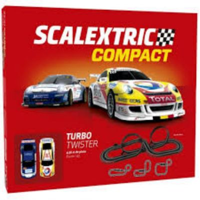 SCALEXTRIC TURBO TWISTER