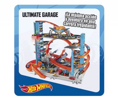 HOT WHEELS ULTIMATE GARAGE CMP80