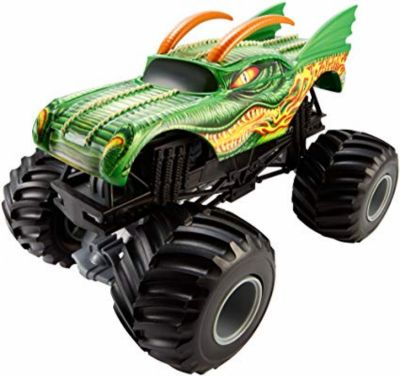 HOT WHEELS DRAGON R/C