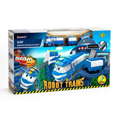 ROBOT TRAINS MEGAPLAYSET