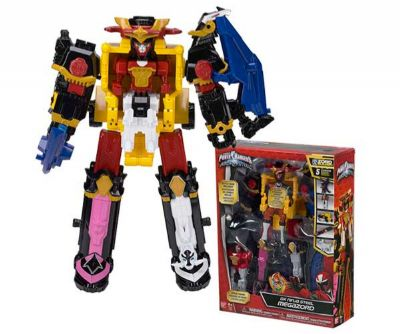POWER RANGERSNINJA STEEL MEGAZORD