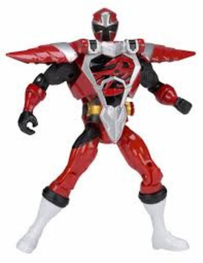 POWER RANGERSNINJA STEEL FIGURA ACCION