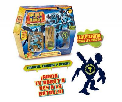READY 2 ROBOT S1 BATTLE PACK