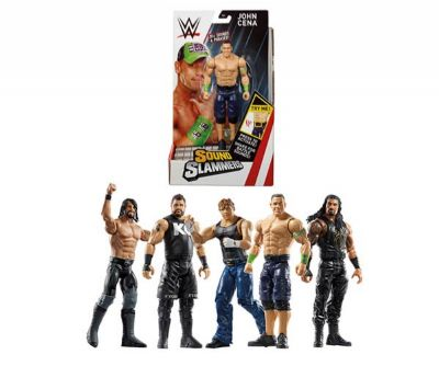 WWE SOUNDS SLAMMERS