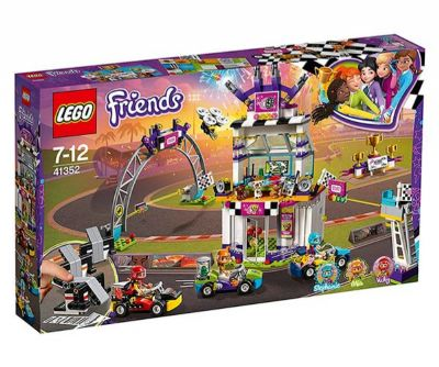 LEGO FRIENDS DIA DE LA GRAN CARRERA 41352