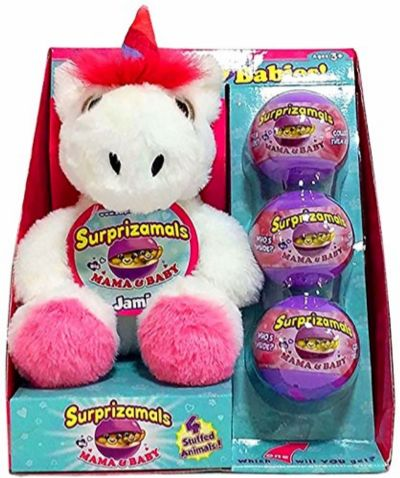 SURPRIZAMALS PELUCHES