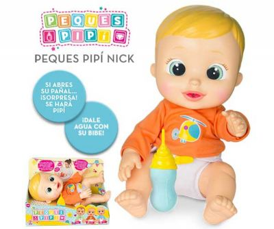 PEQUES PIPI NICK