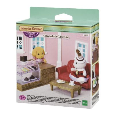 SYLVANIAN FAMILIES - SALON DE CHOCOLATE
