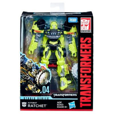 TRANSFORMERS STUDIO SERIES DELUXE RATCHET