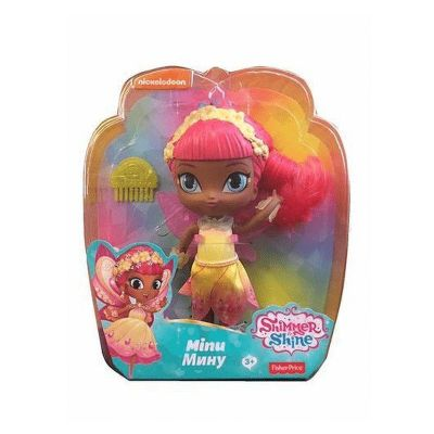 SHIMMER AND SHINE MUÑECAS