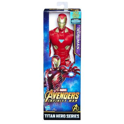 AVENGERS IRON MAN TITAN HERO SERIES 30 CM