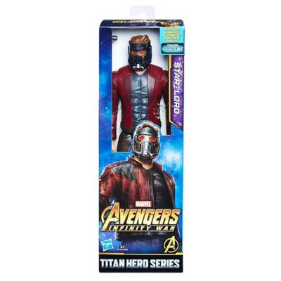 AVENGERS STAR-LORD TITAN HERO SERIES 30 CM