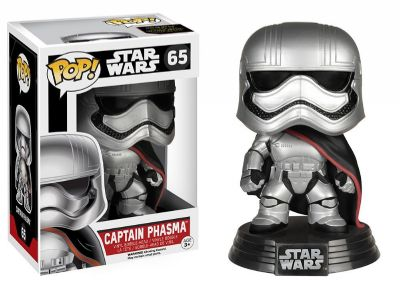 Funko Pop Captain Phasma