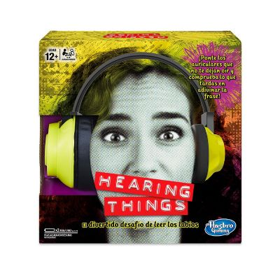 HEARING THINGS LEER LABIOS