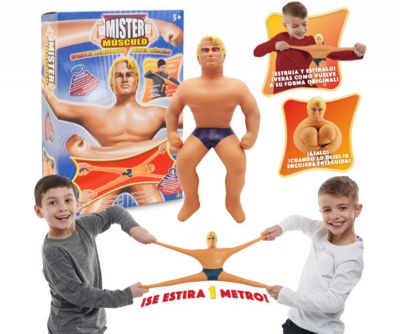 MISTER MUSCULO STRETCH ARMSTRONG-