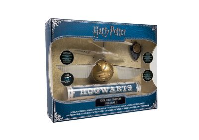 Heliball Harry Potter Golden Snitch
