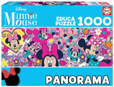 PUZZLE 1000 MINNIE MOUSE