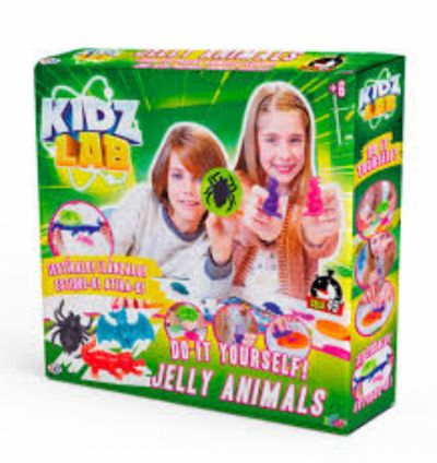 KID LAB ANIMALES ELÁSTICOS