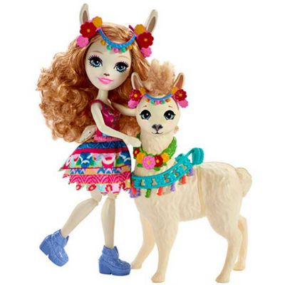Enchantimals Luella Llama & Fleecy