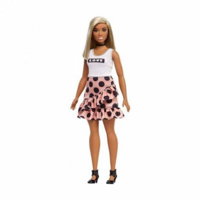 BARBIE FASHIONISTA LUNARES