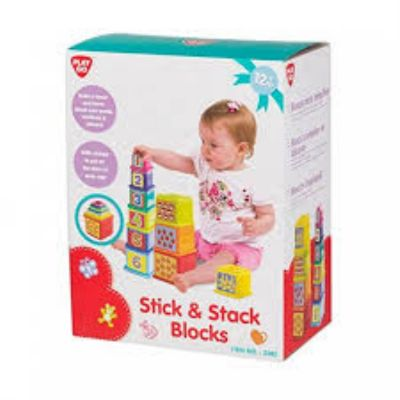 Juego bloques Stick & Stack
