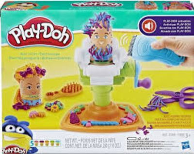 Playdoh La Barbería