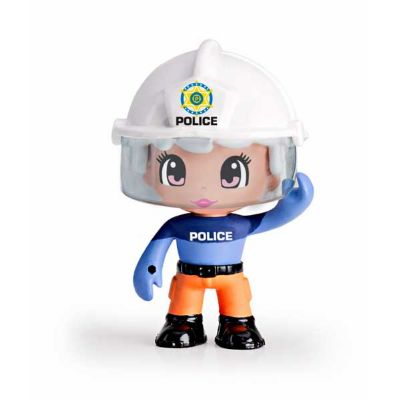 Figura Policía Escaladora Pinypon Action