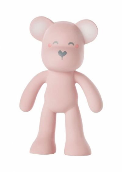 "Nature Toy ""Happy Teddy"" Rosa"