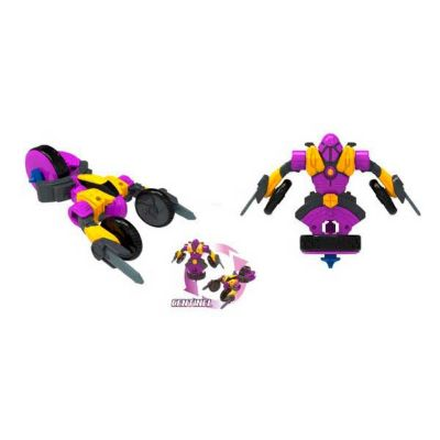 FIGURA PEONZA TRANSFORMABLE SPIN RACERS - CENTINEL