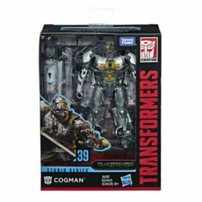 FIGURA TRANSFORMERS STUDIO SERIES DELUXE 39