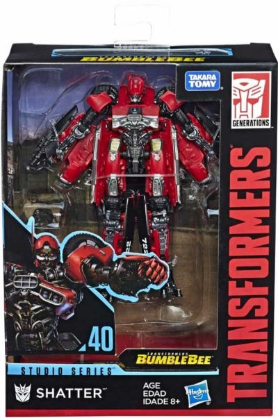 FIGURA TRANSFORMERS STUDIO SERIES DELUXE 40