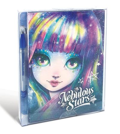 MINI KIT DE NOTAS ISADORA - NEBULOUS 18141