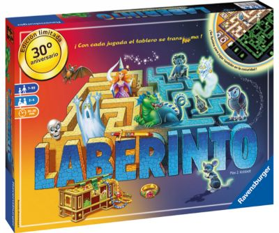 LABERINTO ANIVERSARIO GLOW IN THE DARK