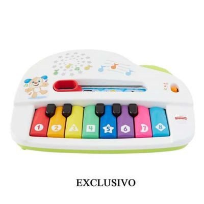 ÓRGANO PIANO FISHER PRICE
