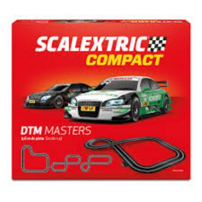 Pista Scalextric Compact DTM Masters