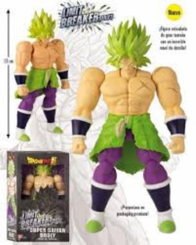 Figura Dragon Ball Broly Super Saiyan