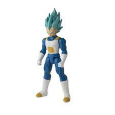 Figura Dragon Ball Vegeta Super Saiyan Blue