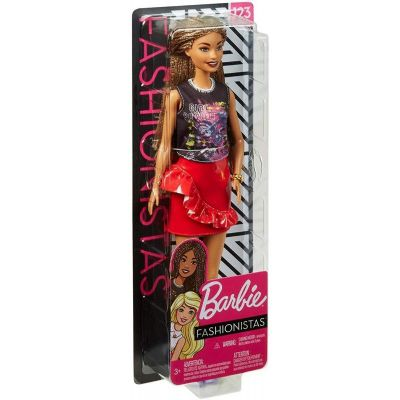 Muñeca Barbie Fashionista Red 21-37FBR