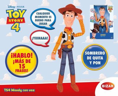 FIGURA TOY STORY WOODY