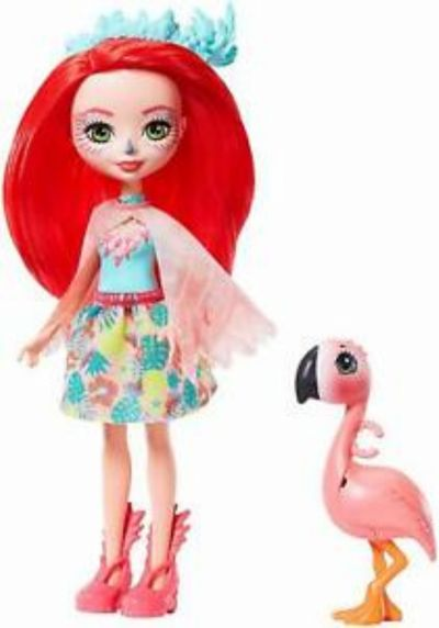 Muñeca Enchantimals Flamingo 21-42GPN